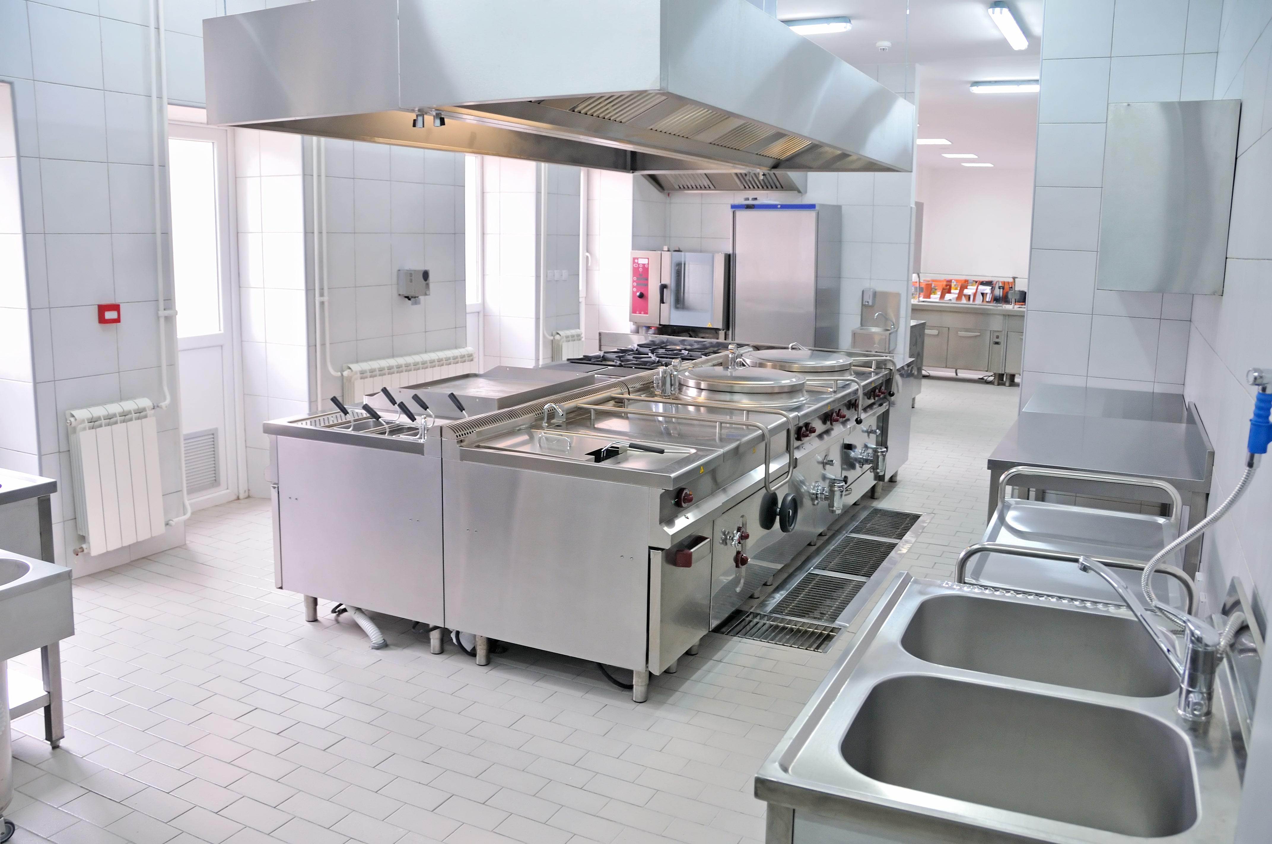 Cuisine collective elegant cuisine materiel alimentaire for Conception cuisine restauration collective